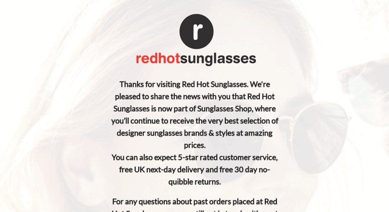 c390a0c5779a Access redhotsunglasses.co.uk. Designer Sunglasses   Glasses for Men ...