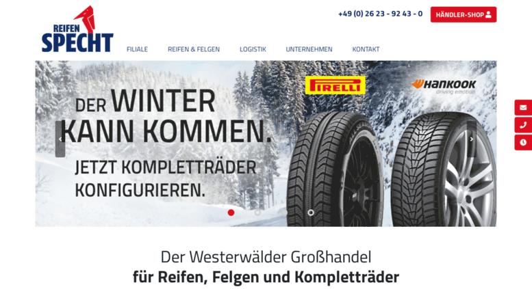 Access Reifen Specht De Startseite Endverbraucher Reifen
