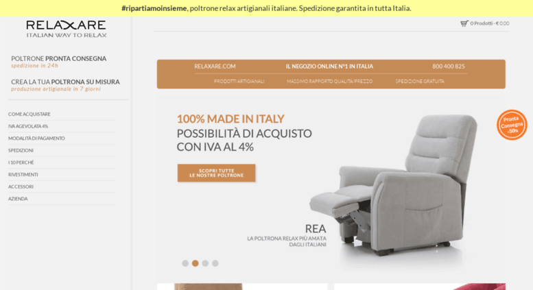 Poltrone Relax Made In Italy.Access Relaxare Com Relaxare Com Poltrone Relax Massaggianti