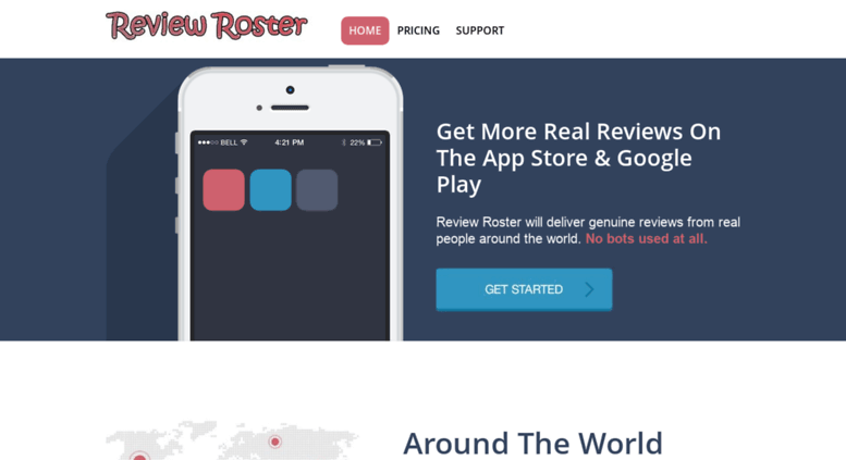 Access reviewroster com  Review Roster - Get More App