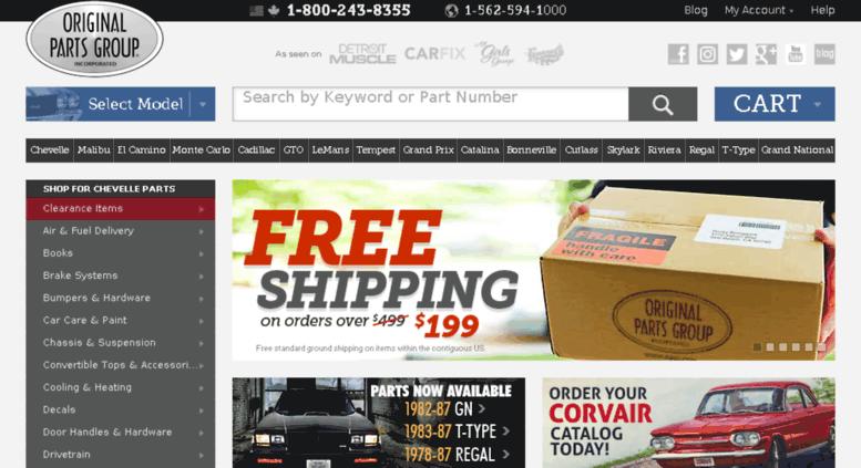 Access reviews opgi com  Chevelle Parts & Classic GM Restoration