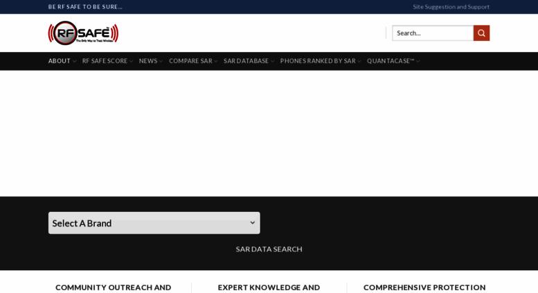 66678aa21 Access rfsafe.com. RF (Radio Frequency) Safe