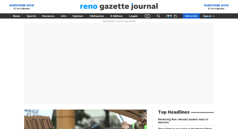 Access rgj com  Reno Gazette-Journal | Reno news, community