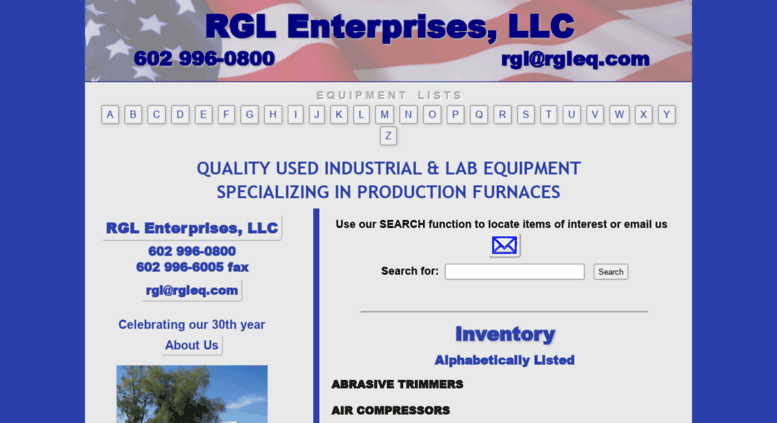 Access rgleq com  RGL Enterprises, LLC The Nations *Best Supplier