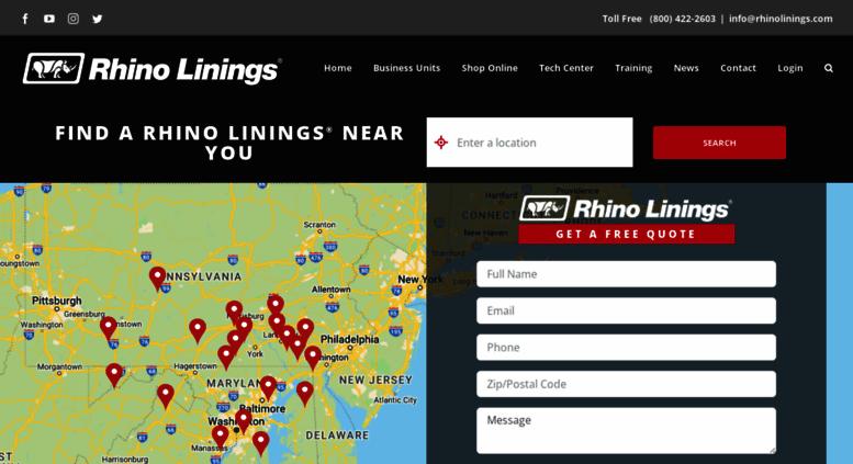 Rhino Truck Bed Liner >> Access Rhinotruckbedliners Com Rhino Truck Bed Liners