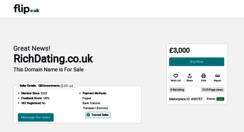 dc dating blog