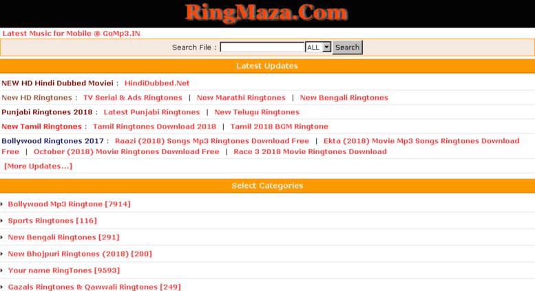 maza ringtone download