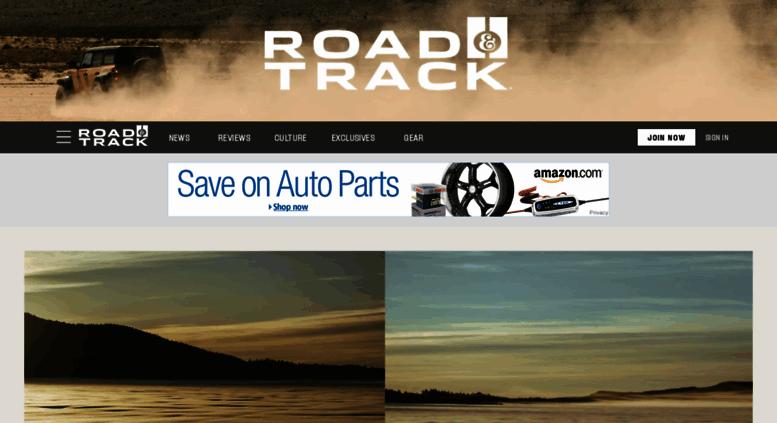 Access Roadandtrack Com New Cars 2018 2019 Auto Reviews