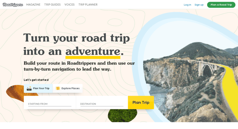 Roadtrippers Plan Your Journey Find Amazing Places And Take >> Access Roadtrippers Com Roadtrippers Plan Your Journey Find