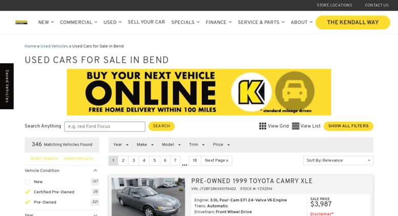 Robberson Ford Bend Or >> Access Robberson Com Robberson Ford Lincoln Mazda New