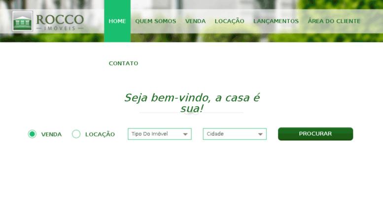 Access Roccoimoveis Com Br Rocco Imoveis