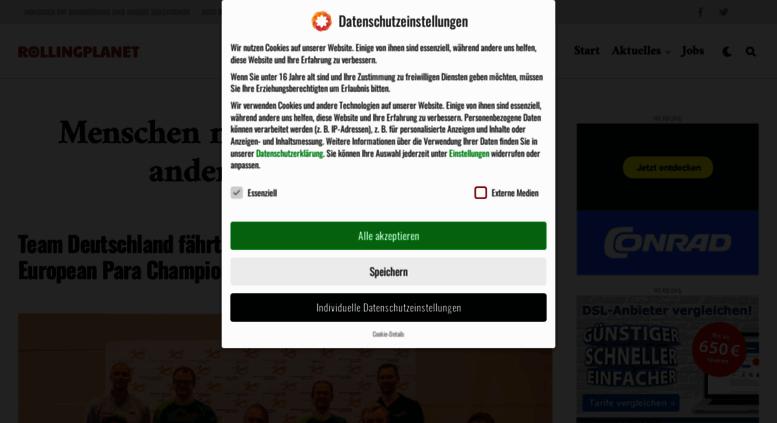 Partnerschaftsbörsen und Online-Datingportale für Menschen mit Behinderung: Stiftung MyHandicap