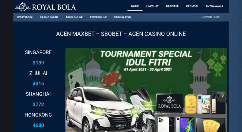 Access Royalbola Net Situs Judi Agen Casino Slot Online Terpercaya Indonesia