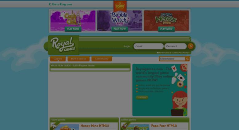 Royal Games Com