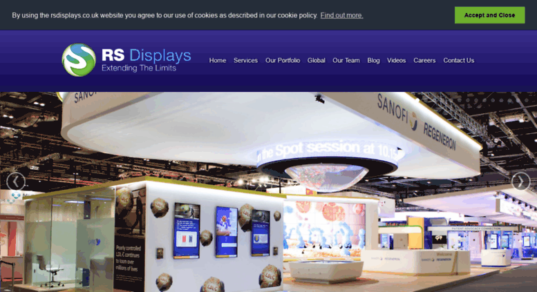 Custom Exhibition Stands Uk : Access rsdisplays.co.uk. custom exhibition stands exhibition stand