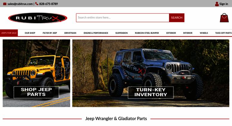 Access Rubitrux Com Custom Jeeps For Sale At Rubitrux Jeep
