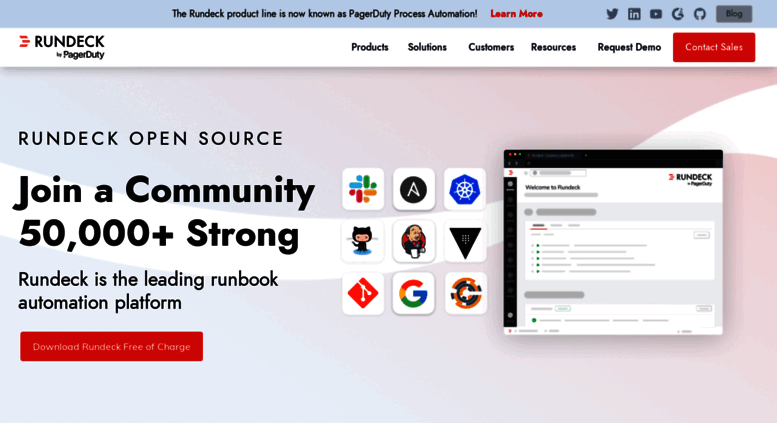 Access rundeck org  Rundeck Open Source Project and Downloads