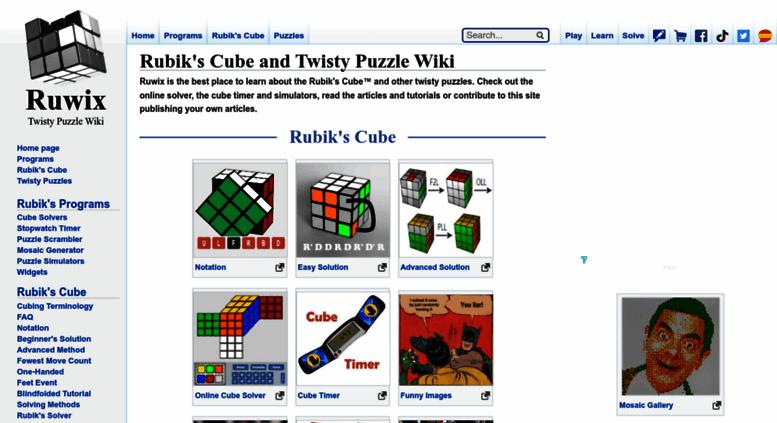 Access Ruwixcom Rubiks Cube And Twisty Puzzle Wiki Ruwix