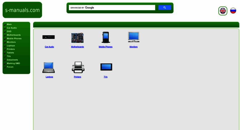 Access s-manuals com  Service manuals, Service schematics