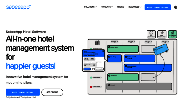 Access sabeeapp com  Cloud Hotel software - cloud hotel