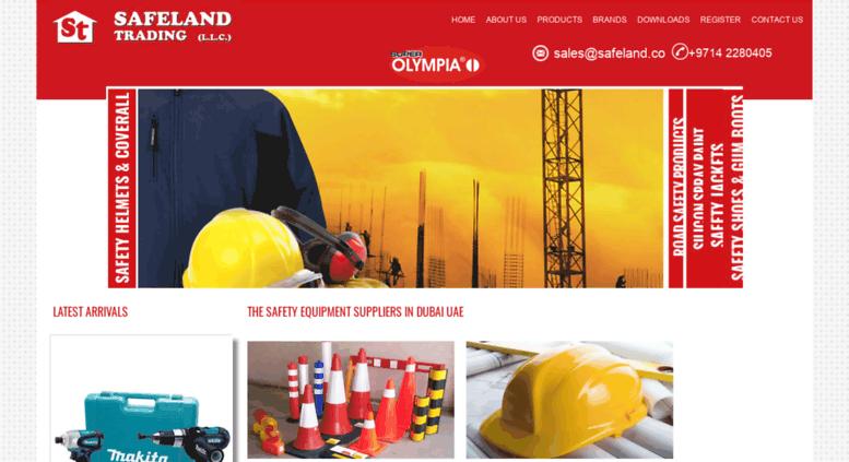 Access safeland co  Safety Equipment Suppliers in Dubai UAE, Solar