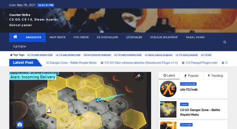 Access sakdag com  Counter-Strike, CS:GO, CS 1 6, Steam, Ayarlar