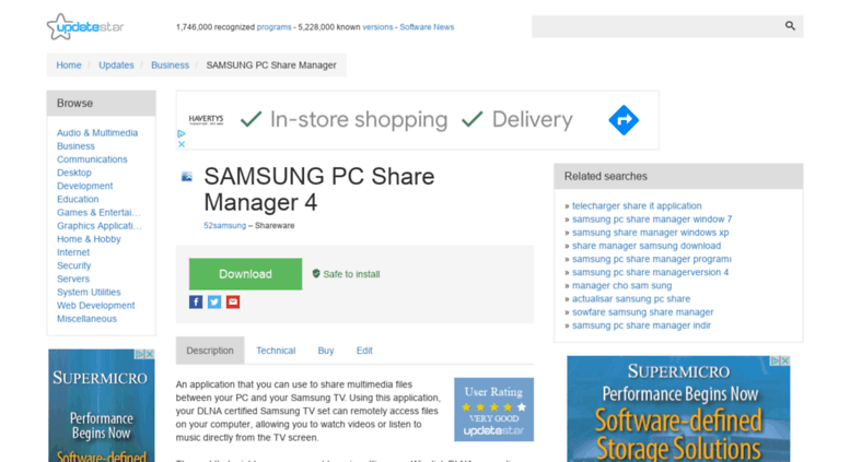 Download samsung pc share manager 4. 2.