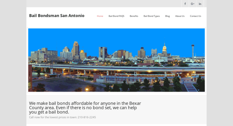 Access Sanantoniotexasbailbonds Com San Antonio Texas