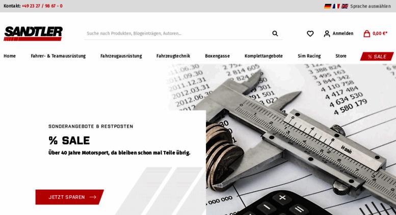 Access Sandtler24de Ihr Partner Für Motorsportbekleidung