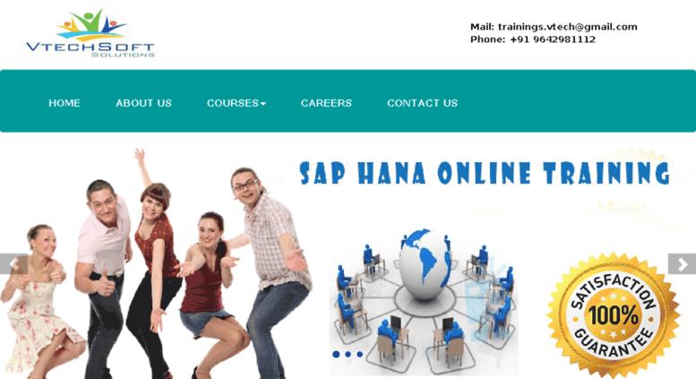 Access sap-hana-online-training com  SAP Hana Online