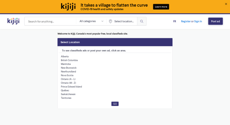 Access saskatchewan kijiji ca  Kijiji - Buy, Sell & Save with