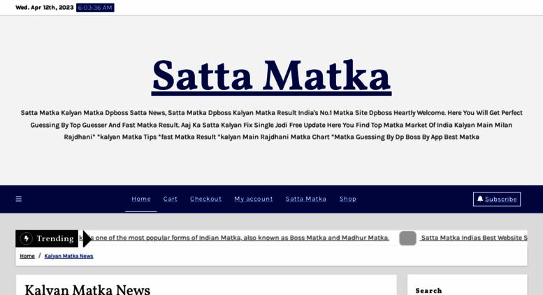 Access satta-matka net  SATTA MATKA | MATKA | INDIAN MATKA | MATKA