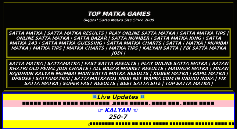 Access sattachat in  SattaMatka143 In | Satta Matka Result | Satta