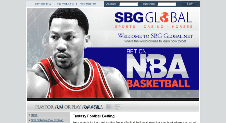 sports sbg global