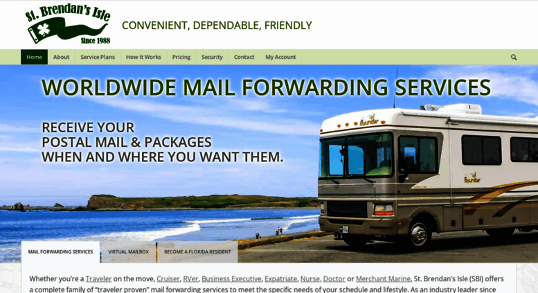 Access sbimailservice com  Mail Forwarding Services at St
