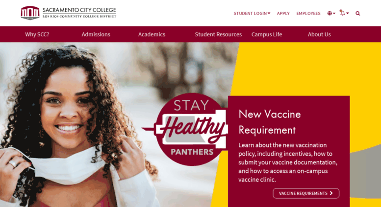 Access Scclosriosedu Sacramento City College