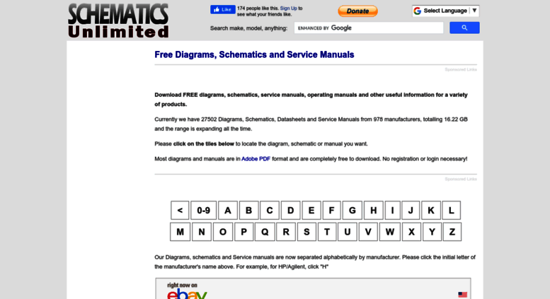 Access schematicsunlimited com  Schematics Unlimited :: Free