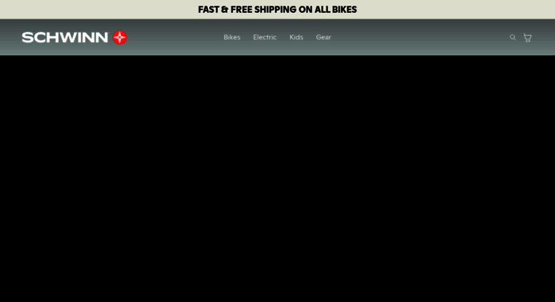 Access schwinnbikes com  Welcome | Bikes, Accessories & More | Schwinn