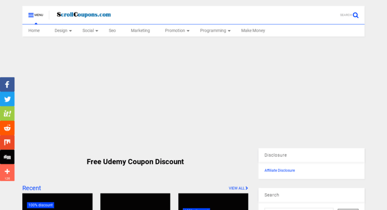 Access scrollcoupons com  Udemy coupon, Free Udemy Courses 2018
