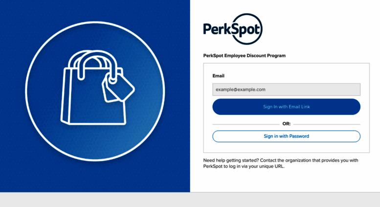 Access sdcounty perkspot com  Login   San Diego County