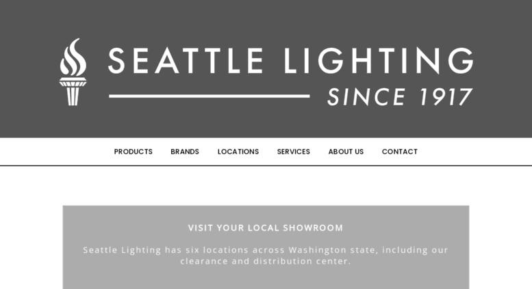 Seattle Lighting Fixtures