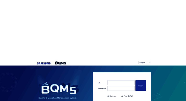 Access sec-bqms com  Login | BQMS
