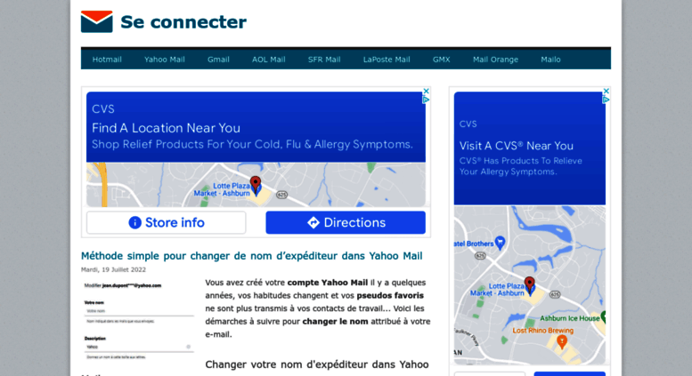 Access Seconnecterorg Se Connecter