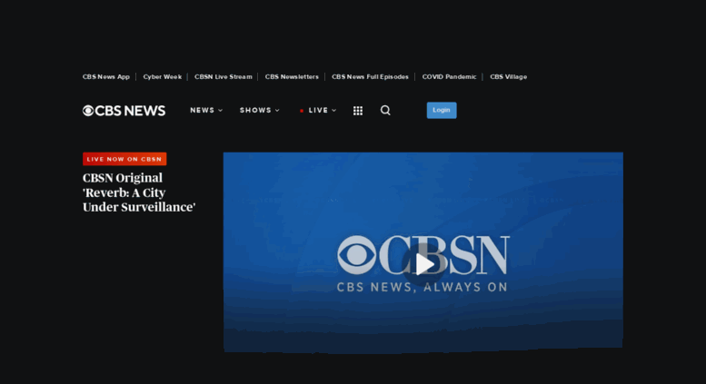 Access secure-fly cbsnews com  Live, breaking news today: Latest