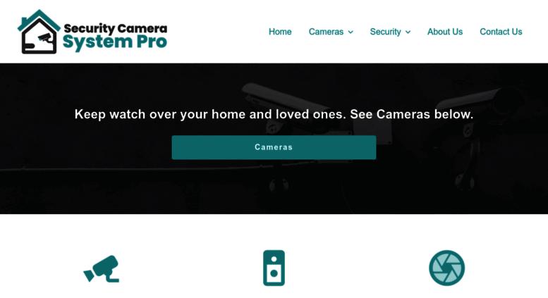 Access securitycamerasystempro.com. Best Security Camera ... on