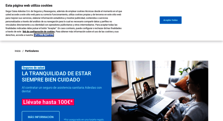 Access Segurcaixaadeslas Es Segurcaixa Adeslas Seguros Medicos