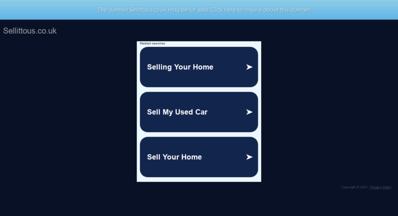 Access Sellittous Co Uk Sellittous Co Uk Free Car Valuation In