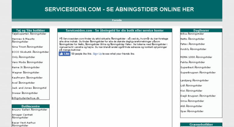 Access Servicesidencom