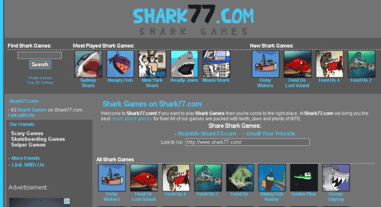 Shark77 Com