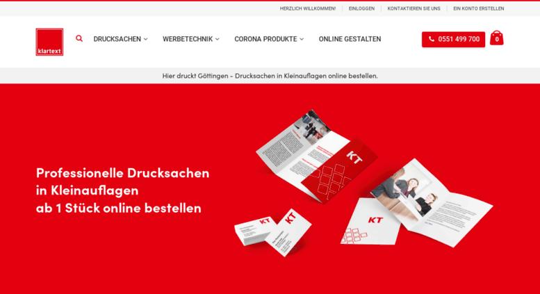 Access Shop Kopie De Drucksachen Kalender Flyer
